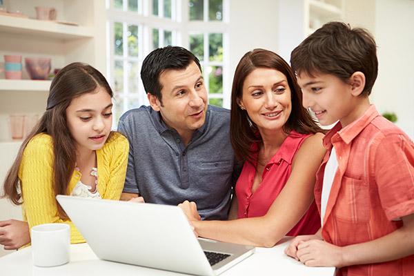 Coach adolescentes y familia